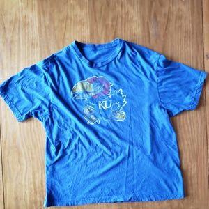 Other - Men's Blue KU T-Shirt H11